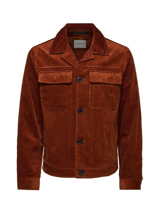 SlhCharlie Cord Jacket -takki