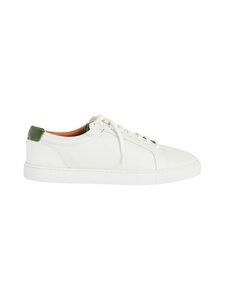 Ted Baker London - Udamo Leather Sneaker -nahkasneakerit - 99 WHITE | Stockmann