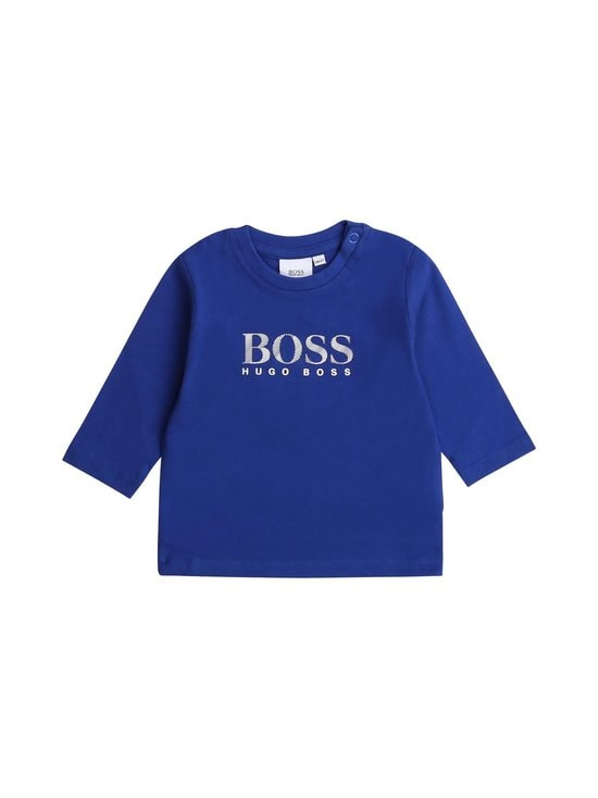 Hugo Boss Kidswear - Paita - 829 BLUE | Stockmann - photo 1