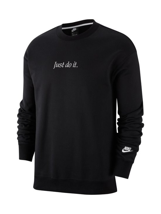 Nike - Sportswear JDI Heavyweight -collegepaita - 010 BLACK/WHITE | Stockmann - photo 1