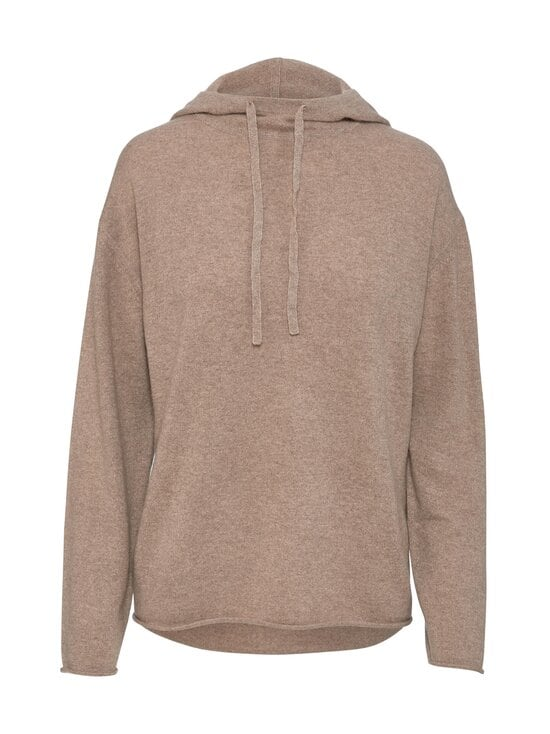 Filippa K - Cashmere Hoodie -kashmirneule - 8292 FUDGE MELA | Stockmann - photo 1