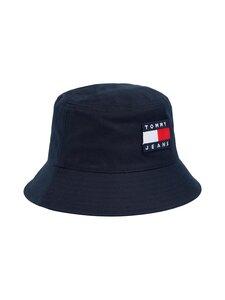 Tommy Jeans - TJW HERITAGE BUCKET -hattu - C87 TWILIGHT NAVY   Stockmann