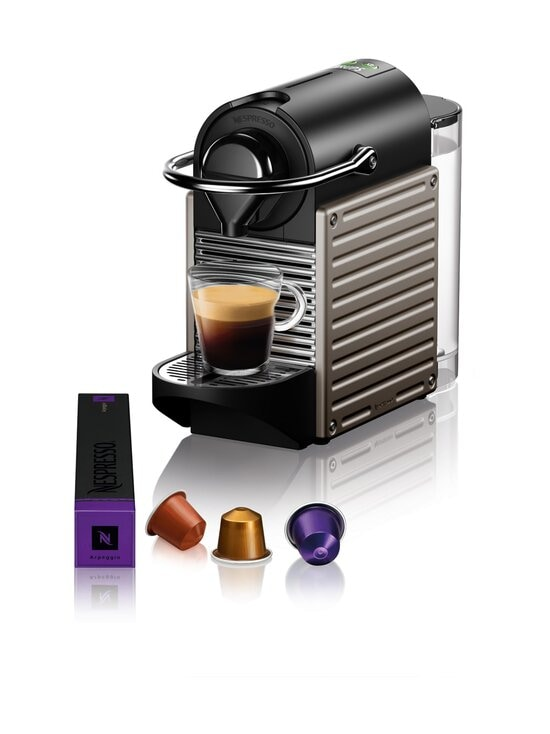 Nespresso - Pixie-kapselikeitin - TITAN | Stockmann - photo 1