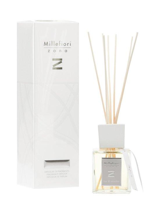 Millefiori - Zona Fior di Muschio -huonetuoksu 250 ml - VALKOINEN | Stockmann - photo 3