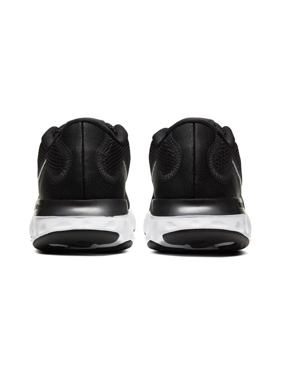 Nike - Renew Run -juoksukengät - 002 BLACK/METALLIC SILVER-WHITE   Stockmann - photo 5