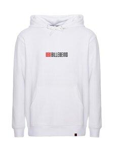 BILLEBEINO - Logo Hoodie -huppari - 00 WHITE | Stockmann