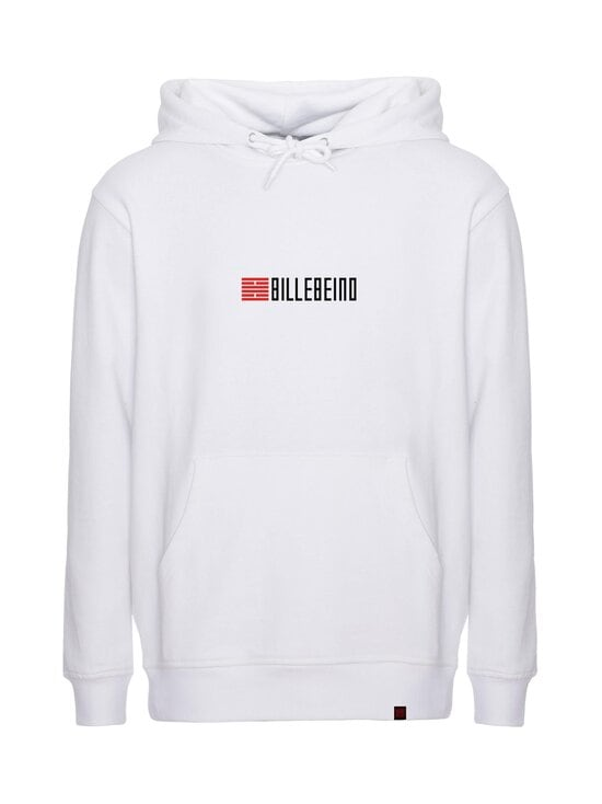 BILLEBEINO - Logo Hoodie -huppari - 00 WHITE   Stockmann - photo 1
