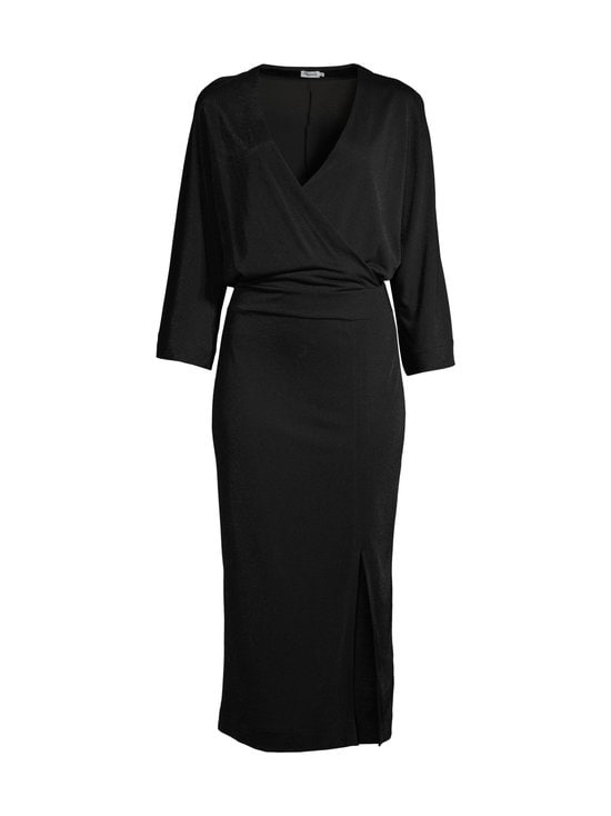 Filippa K - Rene Dress -kietaisumekko - 1433 BLACK | Stockmann - photo 1