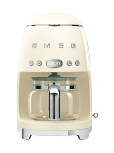 Smeg - DCF02-kahvinkeitin - CREAM | Stockmann