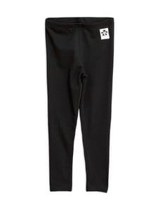 Mini Rodini - Basic-leggingsit - BLACK | Stockmann