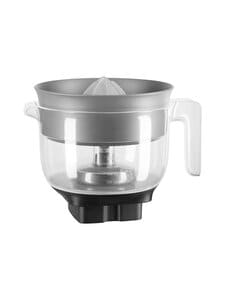 KitchenAid - Sitruspuristin K400 -tehosekoittimeen - TRANSPARENT/WHITE | Stockmann