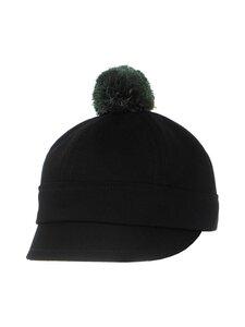 Costo - Asmat-hattu - BLACK DENIM / FOREST GREEN   Stockmann