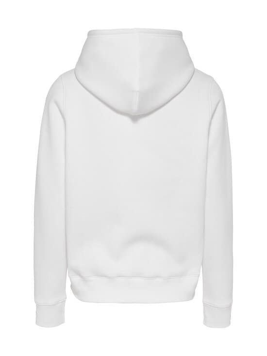 Tommy Jeans - TJW Regular Fleece Hoodie -huppari - YBR WHITE | Stockmann - photo 2