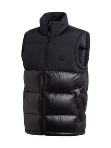 adidas Originals - Down Regen Blocked Puffer Vest -untuvaliivi - BLACK BLACK | Stockmann
