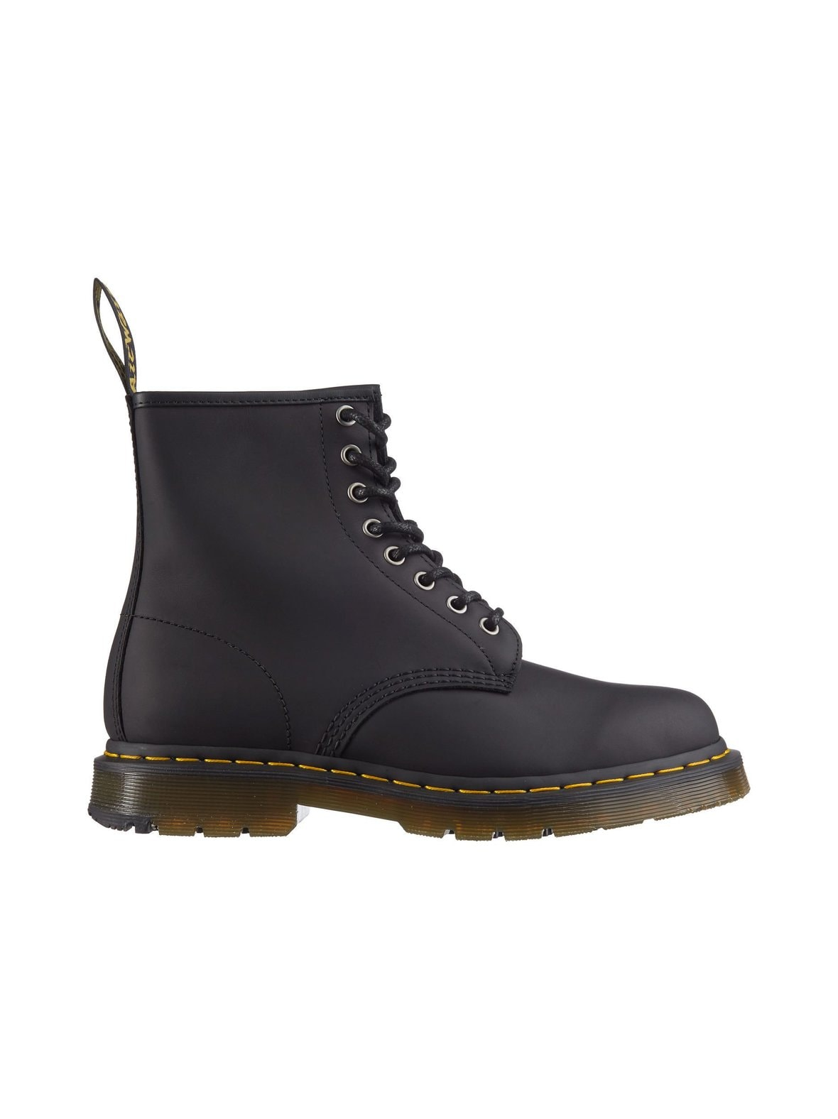 Musta Dr. Martens 1460 Wintergrip -kengät  a3c0b0a5a5