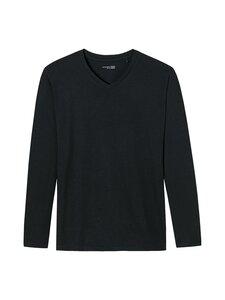Schiesser - Mix+Relax-pyjamapaita - 000 BLACK | Stockmann