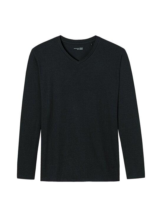 Schiesser - Mix+Relax-pyjamapaita - 000 BLACK | Stockmann - photo 1