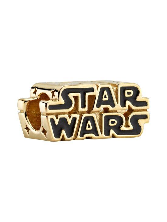 Pandora - Star Wars Shining 3D Logo Charm -riipus - BLACK | Stockmann - photo 1
