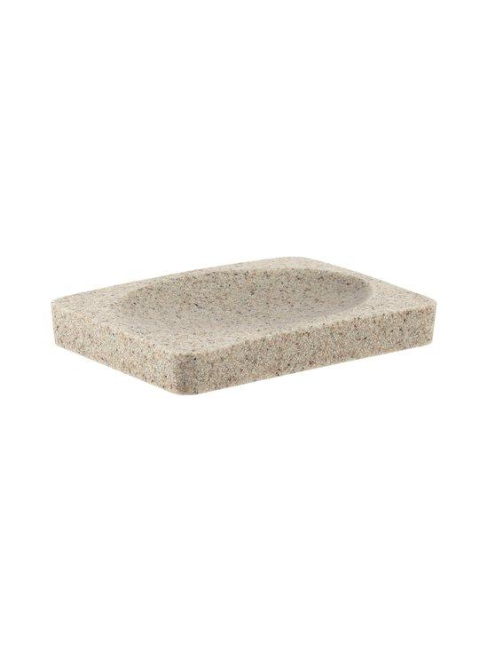 Casa Stockmann - Stone-saippua-alusta 9 x 12,5 x 2 cm - BEIGE | Stockmann - photo 1