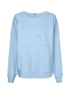 Tommy Hilfiger - Relaxed Tonal Sweatshirt LS -collegepaita - C1O BREEZY BLUE | Stockmann