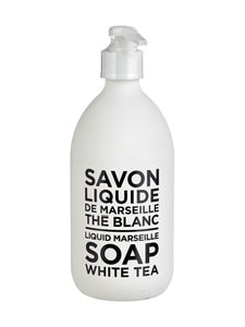 Compagnie de Provence - White Tea -nestesaippua 500 ml | Stockmann