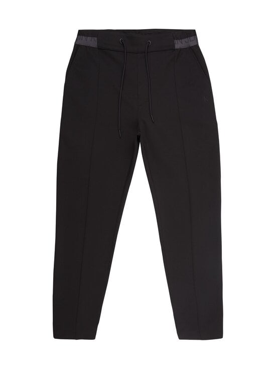 Calvin Klein Jeans - Logo Waistband Joggers -housut - BEH CK BLACK | Stockmann - photo 1