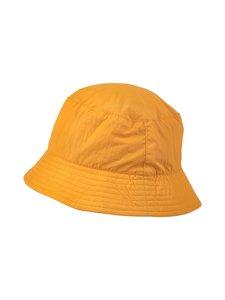 Knowledge Cotton Apparel - Leaf Owl Badge Jungle Hat -hattu - 1306 ZENNIA YELLOW   Stockmann