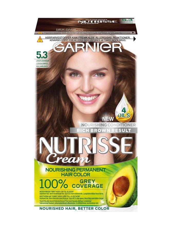 Nutrisse Cream -hiusväri