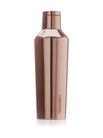 Metallic thermos bottle 0.475 l