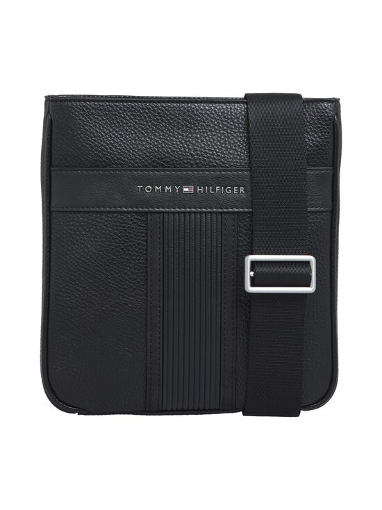 Tommy Hilfiger - TH Downtown Mini Crossover -laukku - BDS BLACK | Stockmann - photo 1