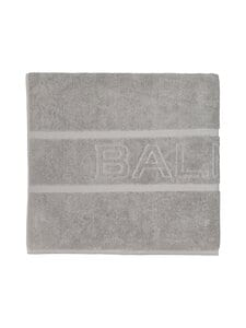 Balmuir - Como Logo -pyyhe 70 x 140 cm - 114 STONE GREY | Stockmann