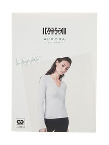 Wolford - Aurora Pullover -paita - 1300 WHITE | Stockmann