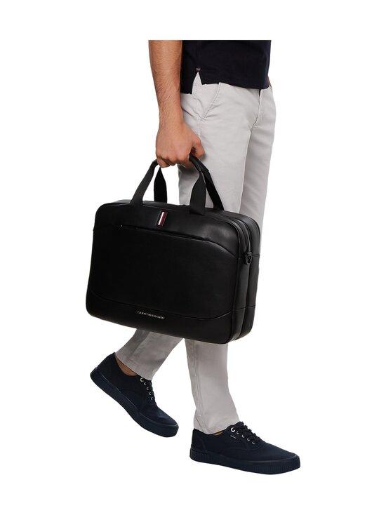 Tommy Hilfiger - TH Metro 48 Hour Bag -laukku - BDS BLACK | Stockmann - photo 6