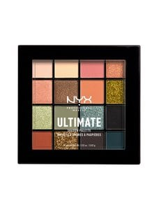 NYX Professional Makeup - Ultimate Shadow Palette -luomiväripaletti 13,3 g | Stockmann