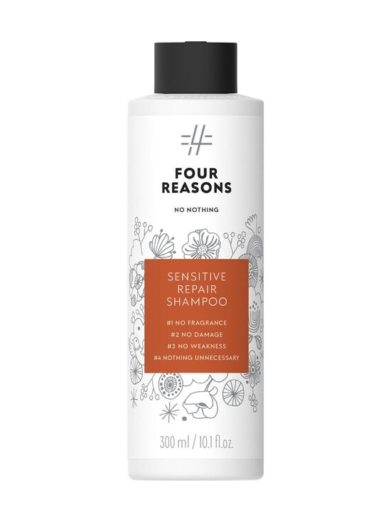 Four Reasons - No Nothing Sensitive Repair Shampoo 300 ml - NOCOL   Stockmann - photo 1