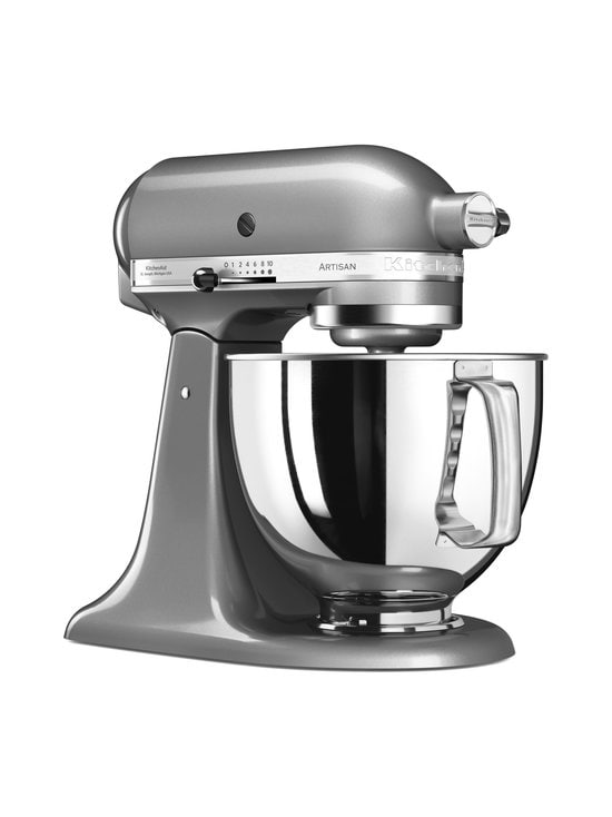 KitchenAid - Artisan-yleiskone 4,8 l - SILVER | Stockmann - photo 1