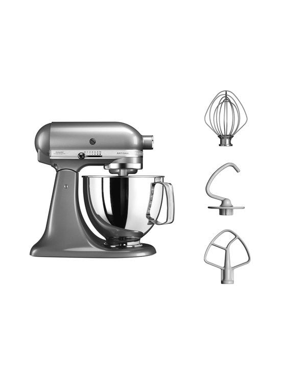 KitchenAid - Artisan-yleiskone 4,8 l - SILVER | Stockmann - photo 3