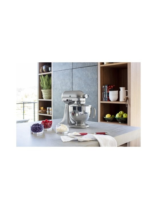 KitchenAid - Artisan-yleiskone 4,8 l - SILVER | Stockmann - photo 4