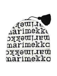 Marimekko - Selven Logo -pipo - WHITE, BLACK | Stockmann