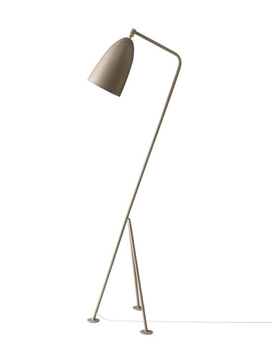 Gubi - Gräshoppa Floor Lamp -lattiavalaisin 125 cm - WARM GREY SEMI MATT | Stockmann - photo 1
