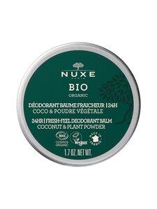 Nuxe - Bio Organic Coconut & Plant Powder 24hr Fresh-Feel Deodorant Balm -deodorantti 50 g | Stockmann
