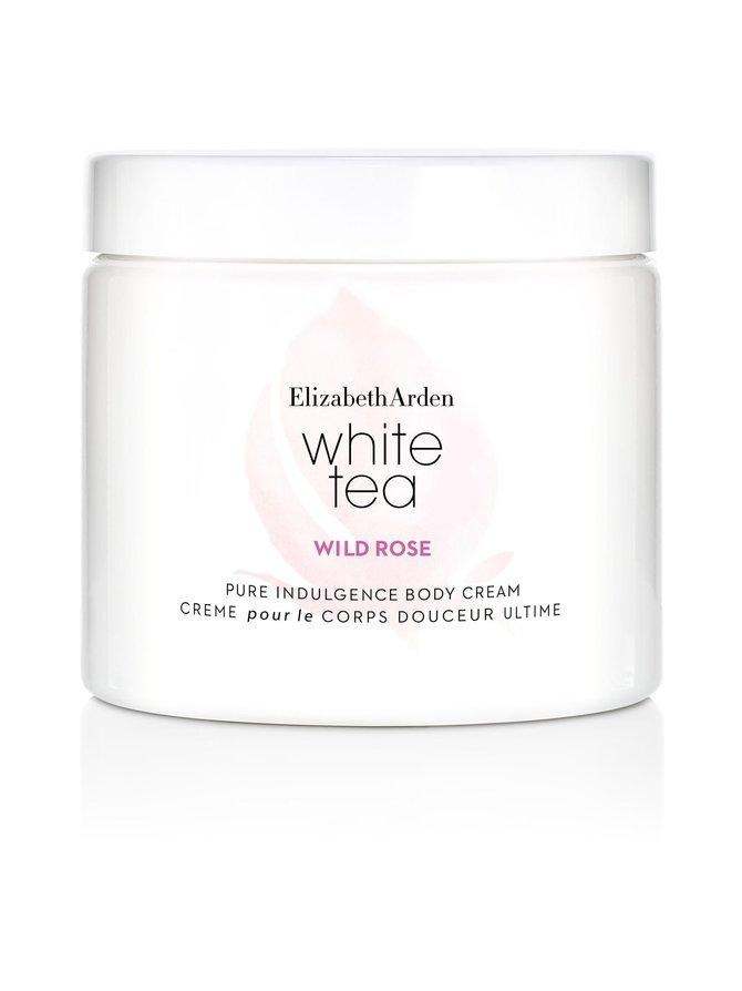White Tea Wild Rose Body Cream -vartalovoide 400 ml