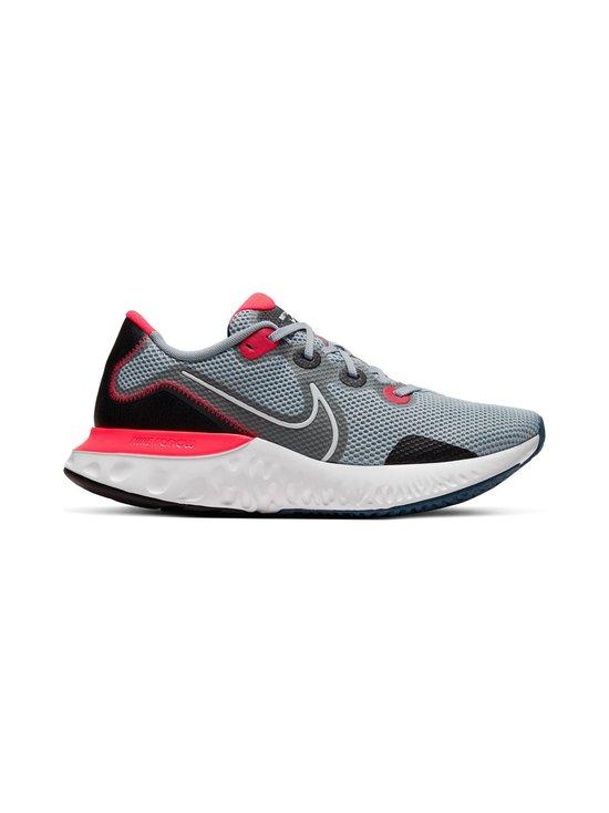 Nike - Renew Run -juoksukengät - 401 OBSIDIAN MIST/WHITE-BLACK-LASER CRIMSON | Stockmann - photo 1