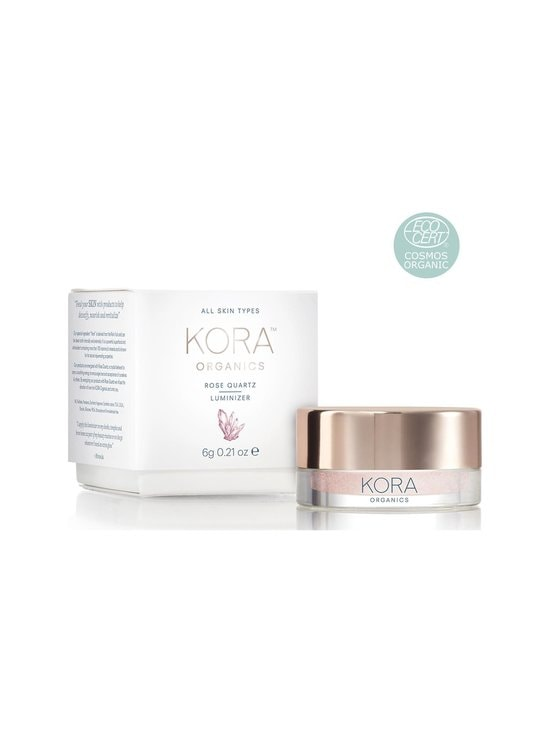 KORA Organics - Rose Quartz Luminizer -korostusväri - NOCOL | Stockmann - photo 2