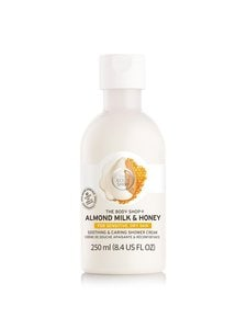 The Body Shop - Shower Gel Almond Milk & Honey -suihkugeeli 250 ml | Stockmann
