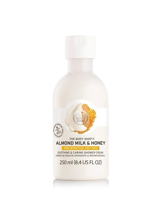 The Body Shop - Shower Gel Almond Milk & Honey -suihkugeeli 250 ml - null | Stockmann - photo 1