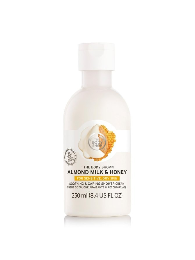 Shower Gel Almond Milk & Honey -suihkugeeli 250 ml