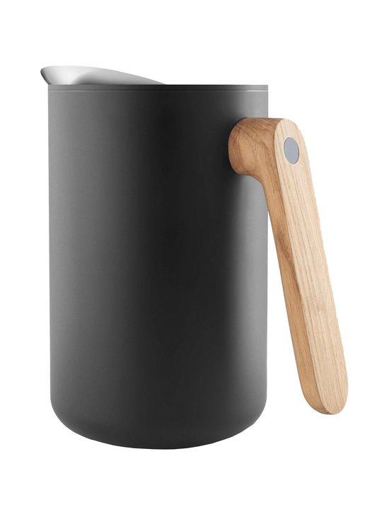Eva Solo - Nordic Kitchen -termoskannu 1 l - MUSTA/TAMMI | Stockmann - photo 1