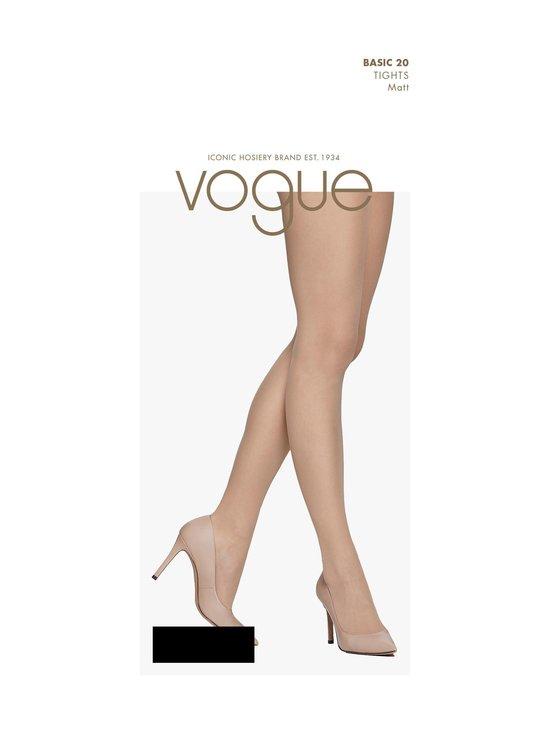 Vogue - Matt Basic 20 den -sukkahousut - MARINE   Stockmann - photo 1