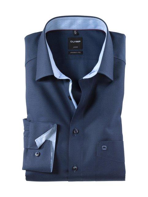 Luxor Modern Fit, Extra Long Sleeve -kauluspaita